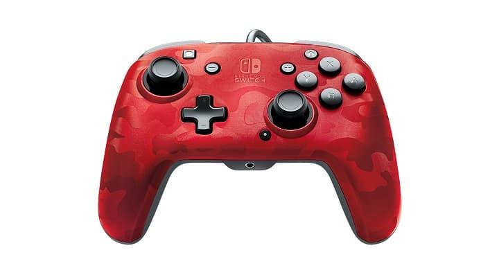 Nintendo Switch presentado el nuevo Control