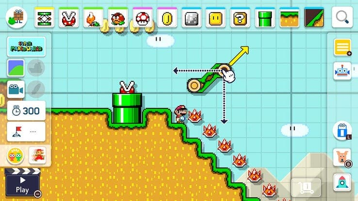 Super Mario Maker original