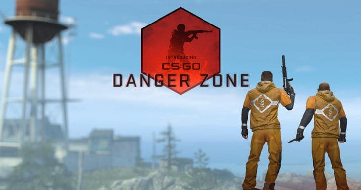 Counter Strike Global Offensive danger zone