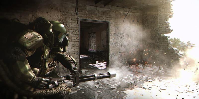 Call Of Duty 2019 es un reinicio de la conflagración moderna
