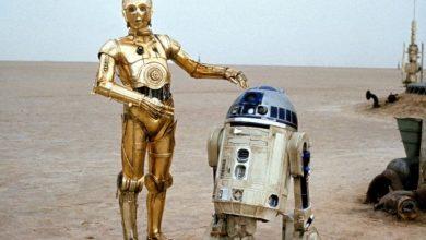 ya existe robot de star wars