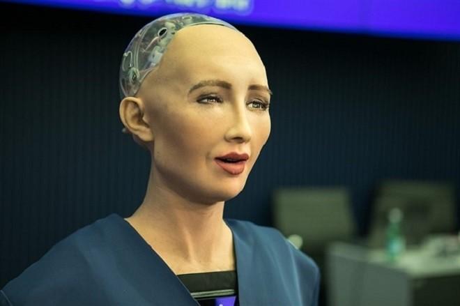 sofia el robot mas avanzado
