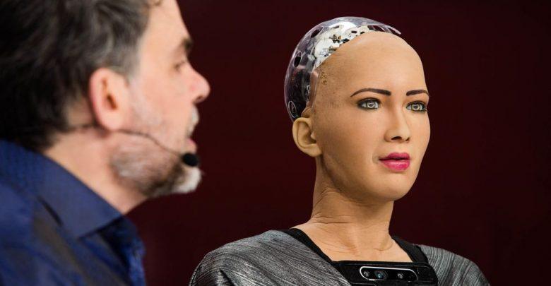 sofia inteligenica artificial